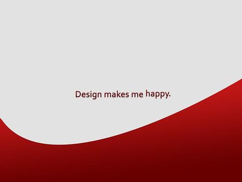 design-makes-me-happy by jenswedin.