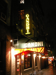 Gandhi by Daquella manera, on Flickr