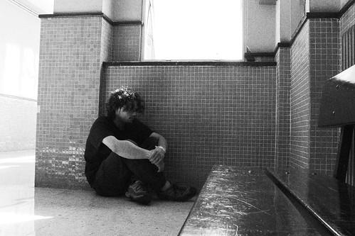 Triste (II) - Sad (II)
