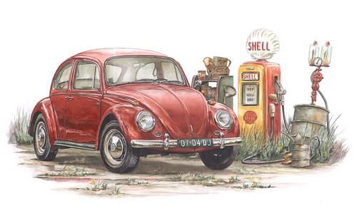Fiberglass Doorse: Vw Beetle Fiberglass Doors