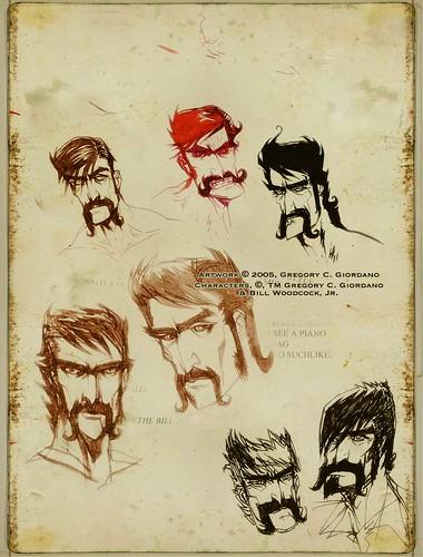 head-studies