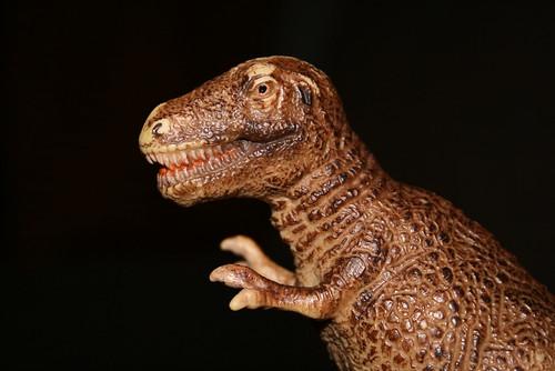 Dinosaurio de juguete :)