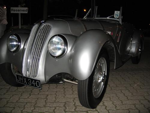 1936 Bmw 328. c1936 BMW 328 Roadster