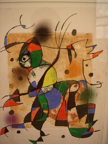 interesting facts about joan miro