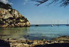 Menorca, Cala Macarella (Sly's) Tags: españa islands spain islas menorca cala spanien baleares balearen bucht balearic macarella