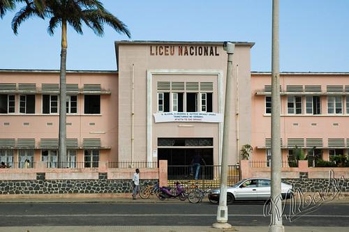 São Tomé - Liceu Nacional