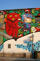 Made in Brazil - Os Gemeos (server pics) Tags: street brazil urban art wall graffiti calle artist arte kunst athens os via made greece grecia atenas writers writer rua nina strase grce  pintura  grafite gemeos athen osgemeos griekenland  athnes gmeos  osgmeos  atene         athensstreetart         artedelacalledeatenas serverpics osgmeosenina
