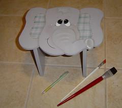 banquinho de elefante