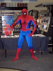 Spider-Man at Best Buy