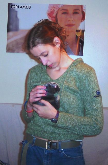 Me, Tori and Bullet by babymowgli16