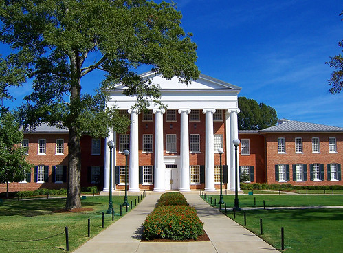 The Lyceum, University of Mississippi