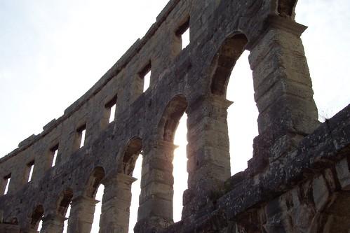 Roma Backlit