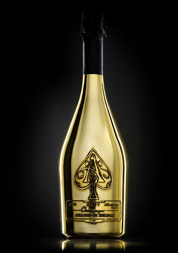 Armand Champagne a.k.a. the Ace of Spades