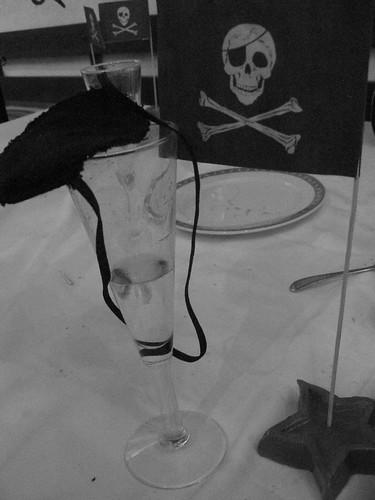 "Cena Cuadrilla Pirata ""Feria Jaén 2006"""