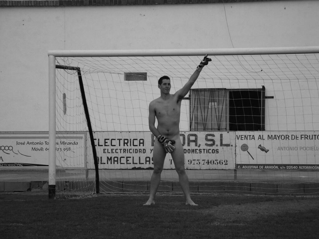 Calendario 'Al Desnudo' (2006)
