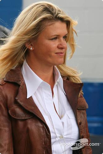 michael schumacher wife. Wife of Michael Schumacher