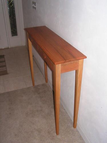 Shaker Hall Table