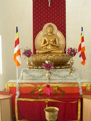Mahavihara shrine rupa
