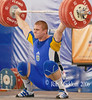 SHYMECHKO Ihor UKR (Rob Macklem) Tags: world 2006 strength olympic weightlifting championships domingo santo ukr ihor shymechko
