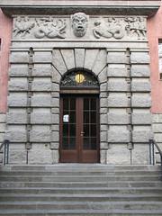 Eingang Werner Alfred Bad