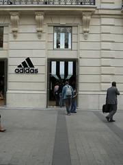 boutiques adidas paris