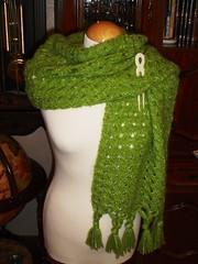 Bufanda terminada (Laurix1) Tags: scarf punto knit bufanda
