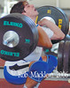 SAGIR Taner TUR Racking Clean for CJ (Rob Macklem) Tags: world turkey 2006 strength olympic weightlifting championships domingo santo taner sagir
