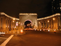 Manhattan Bridge Arch by kamaru, on Flickr