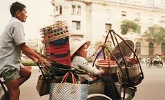 Vietnam (Bill(iudshi8uf)) Tags: vietnam chi ho minh saigon cyclo lptransportation