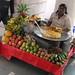 Fruit Chaat, Connaught Place, Delhi