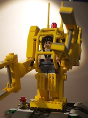 20161210_152153 (ledamu12) Tags: lego moc powerloader aliens caterpillar p5000