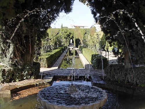 Generalife, Granada