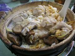 temple street claypot rice