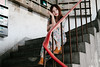 (renjin.) Tags: 環南舊公寓 oldapartment staircase portrait