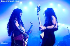 Honeymoon Disease (Joe Herrero) Tags: aprobado honeymoon disease madrid concierto concert live music guitar gibson rock bolo gig