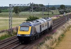 43032 and 43168 (robert55012) Tags: parkfarm linlithgow westlothian scotland scotrail class43 hst 43032 43168 0s03