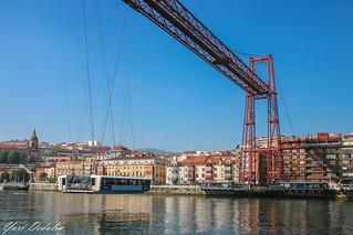 Vizcaya Bridge (Bilbao/Getxo, Spain)