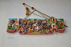 """Bagheria: una """"chiave"""" di carretto siciliano (costagar51) Tags: bagheria palermo sicilia sicily italia italy arte storia folklore tradizionipopolari anticando"""