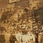 Antigua foto de escuela - Mural thumbnail