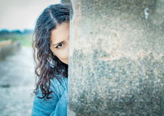 She 2 (Isai Hernandez) Tags: face portrait retrato girl nature photography photoshooting eyes middle blur nikon she