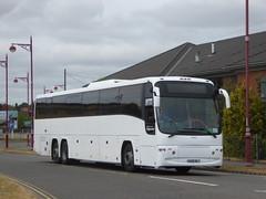Stagecoach Yorkshire 54053 KX09 NCJ on Rail Replacement, Roundhouse Rd, Derby (1) (sambuses) Tags: 54053 kx09ncj stagecoachyorkshire railreplacement