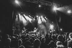 The Breeders @ Manchester Ritz 13.07.18 (eskayfoto) Tags: panasonic lumix lx3 gig music concert live band stage tour manchester lightroom manchesterritz ritz theritz breeders thebreeders monochrome mono bw blackandwhite p1650082editlr p1650082