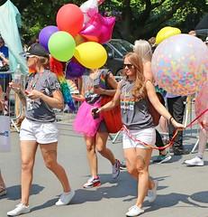 LinkedIn - Pride in London 2018 (Waterford_Man) Tags: linkedin prideinlondon2018 lgbt lesbian gay bi trans people parade