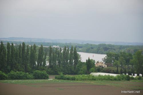 Річка Рона, Авіньйон, Прованс, Франція InterNetri.Net France 1458