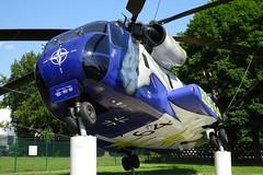 CH-53 Gate guard @HSG 64 (Neuwieser) Tags: hubschraubergeschwader 64 hsg laupheim ch53 luftwaffe ch53g sikorsky gate guard guardian helicopter heli hubschrauber bundeswehr fliegerhorst