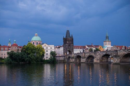Prague: Old Town at Night