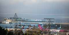 2 icelanders come to california (pbo31) Tags: bayarea california nikon d810 color july summer 2018 boury pbo31 fog sanfranciscointernational sfo airport over airline aviation plane travel millbrae sanmateocounty wow airbus departure icelandair boeing 767 arrival terminal layer marine blue