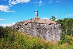 (Sameli) Tags: abandoned military old building ue urban exploration history architecture island vallisaari suomi finland summer blue sky