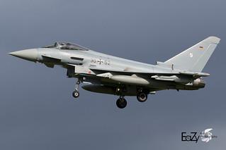 30+52 German Air Force (Luftwaffe) Eurofighter Typhoon