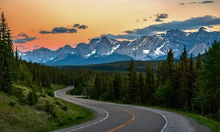 Road to the Rockies